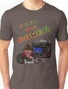 Freddy Power Glove! (FeeL The Power) Unisex T-Shirt