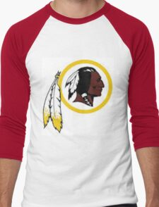 Washington Redskins Men's Baseball ¾ T-Shirt