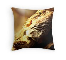 window shopping Throw Pillow