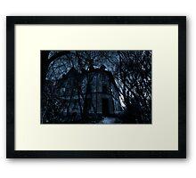 Derelicted Framed Print