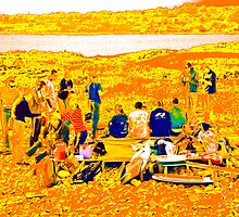 Picnic by Peter Maeck