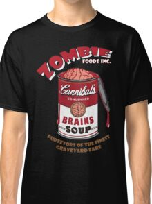 Canned Zombie Classic T-Shirt