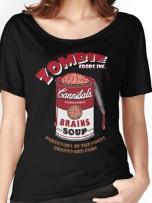 Canned Zombie Women's Relaxed Fit T-Shirt