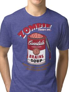 Canned Zombie Tri-blend T-Shirt