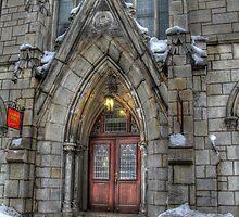 United Methodist Church in Philadelphia by Sharon Batdorf