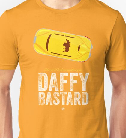 Cinema Obscura Series - Fifth Element - Taxi Unisex T-Shirt