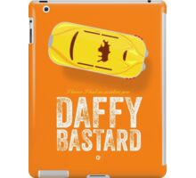 Cinema Obscura Series - Fifth Element - Taxi iPad Case/Skin