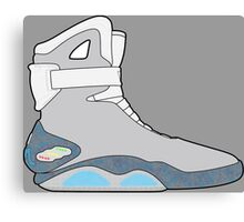 Nike Air Mag Canvas Print