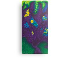 Monsters On My Mind Canvas Print