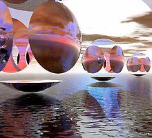 Continuum by Sandra Bauser Digital Art