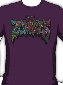 Meltingface Zombie T-Shirt