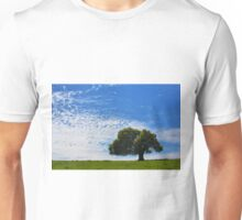A Tree and Sky Unisex T-Shirt