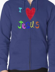 I Love Jesus,..Jesus Loves Me..tee T-Shirt
