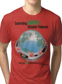 Earth's Weather Tri-blend T-Shirt
