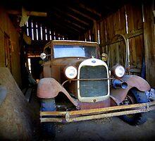 A Master Piece In The Garage by trueblvr