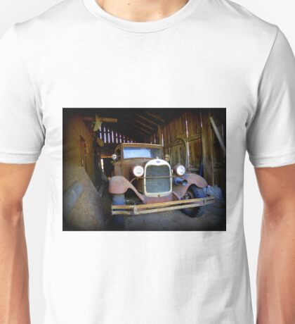 A Master Piece In The Garage Unisex T-Shirt