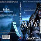 Skin Walker - A book cover concept by Adara Rosalie
