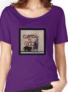 God Women's Relaxed Fit T-Shirt
