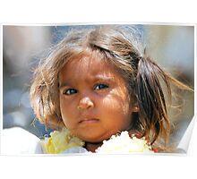 Little Gypsy Girl-Abjaa Poster
