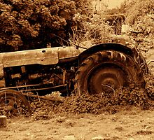 old tracktor by easy197777