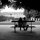 Parisian Lovers by Andreu