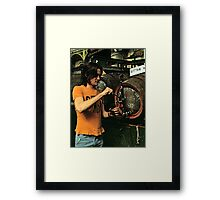 CG16 Covent Garden Beer Festival, London, 1975. Framed Print