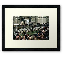 CG15 Covent Garden Beer Festival, London, 1975. Framed Print