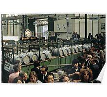 CG15 Covent Garden Beer Festival, London, 1975. Poster