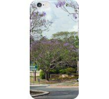 A Brisbane Suburban Street iPhone Case/Skin