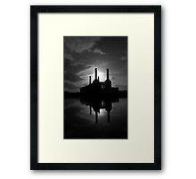 Battersea Power Station Framed Print