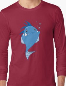 fishy fishy! Long Sleeve T-Shirt
