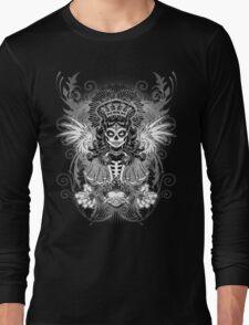 LADY MUERTE Long Sleeve T-Shirt