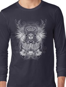 LADY MUERTE Long Sleeve T-Shirt