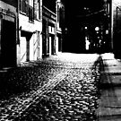 Cobbles and Shadows by Samantha Jones