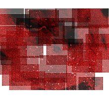 Blood frames Photographic Print