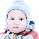 Hazel eyes boy by Zuzana D Photography