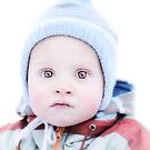 Hazel eyes boy by Zuzana D Photography