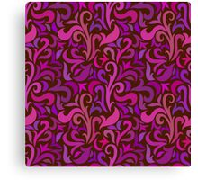 - Colorful swirls pattern - Canvas Print