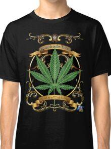 Marijuana cannabis indicia T-Shirt Classic T-Shirt