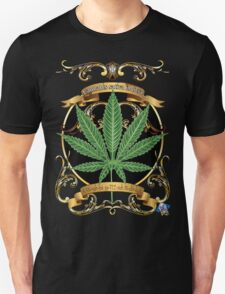 Marijuana cannabis indicia T-Shirt T-Shirt