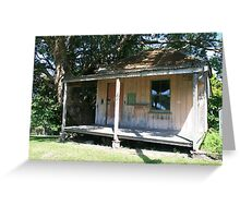 Old Tallebudgera Post Office 1878-1958 Greeting Card