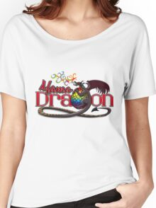Mama Dragon – Dark Women's Relaxed Fit T-Shirt