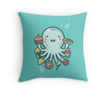 Room for Dessert? Throw Pillow