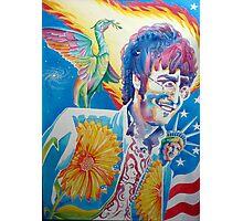 John Lennon Photographic Print