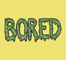 BORED - green Baby Tee