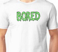 BORED - green Unisex T-Shirt