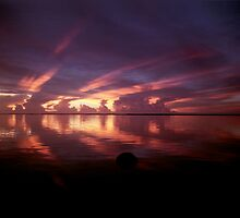 Just Another Sunrise in Paradise by George Butch