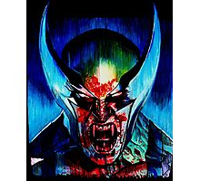 Wolverine High Photographic Print