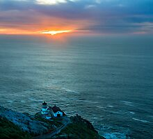 Point Reyes Lighthouse by Bryan Peterson