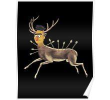 Bert Kahlo  - Deer Poster